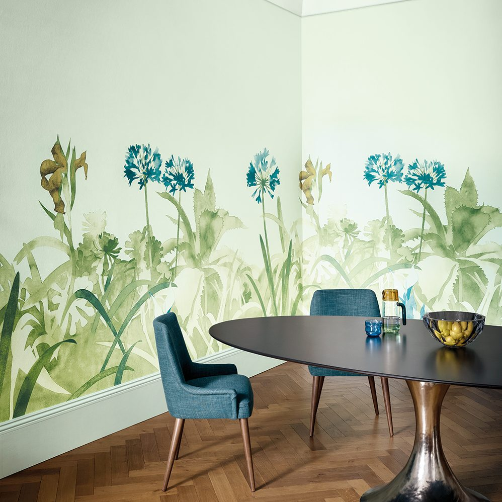 Paint & Paper Library Wallpaper Staffordshire
