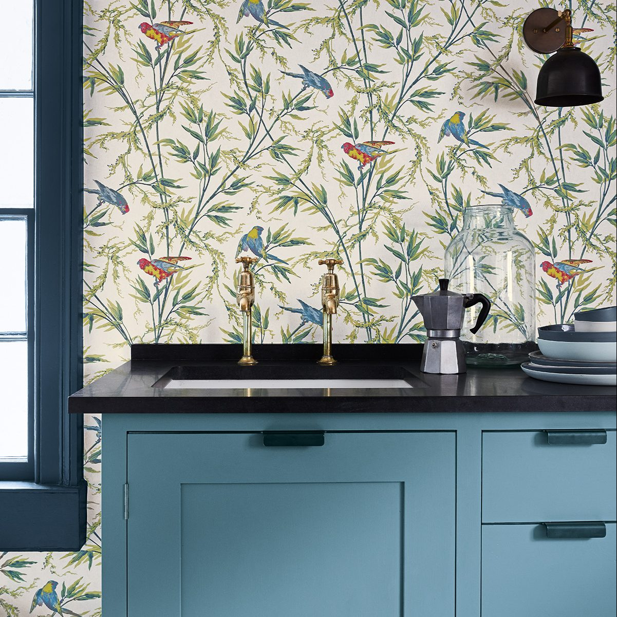 London IV Great Ormond Street Wallpaper by Little Greene