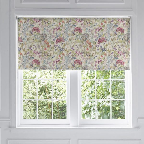 Voyage Maison Roller Blind Hedgerow LINEN Stafford www.funkywunkydoodahs.co.uk