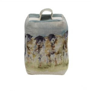Voyage, Maison, Come By, Sheep, Door stop
