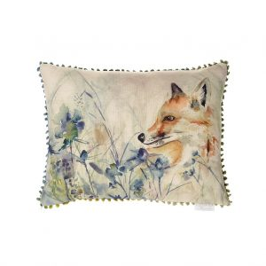 Voyage, Maison, Fox, Cushion, Hide, Seek, Stafford
