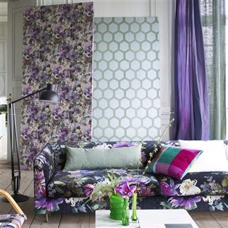 Designers, Guild, Fabric, Lounge, Stafford, curtains, blinds