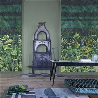 Designers, Guild, Stafford, Wallpaper, paint