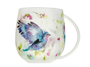 Spring, Flight, Mug, Bird, Voyage, Maison