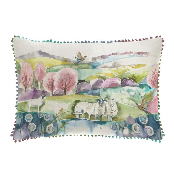 Voyage, Maison, Buttermere, Cushion,Sheep, Staffordshire,
