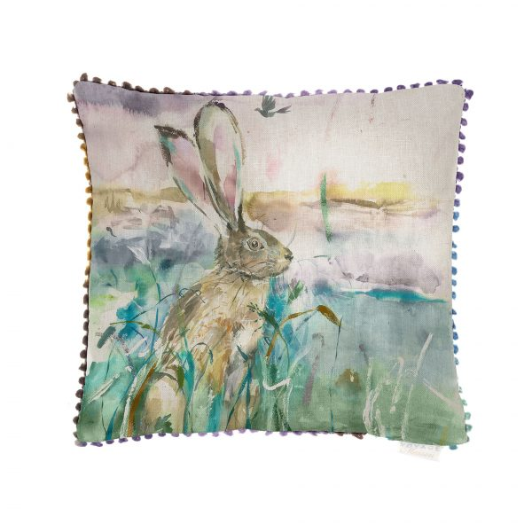 Voyage, Maison, Morning,Hare, Cushion, sale